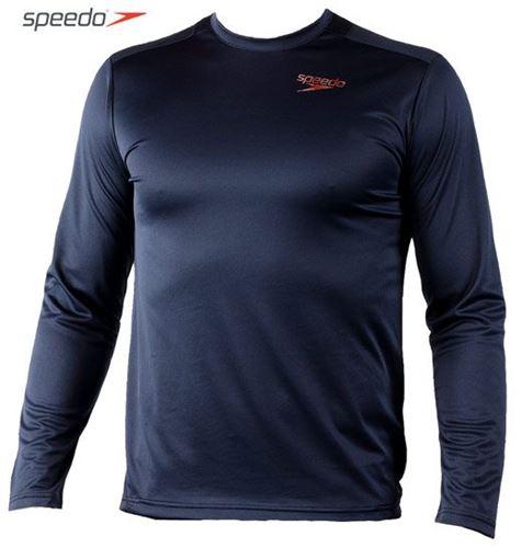 T-SS T-Shirt LS Speedo IliasNY