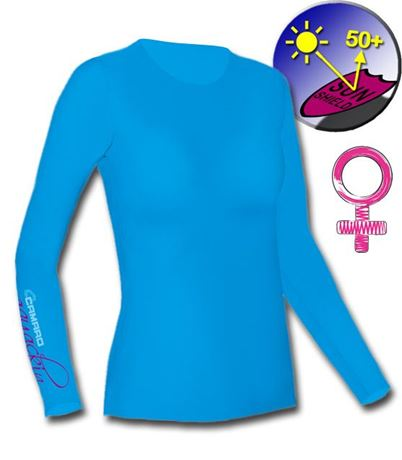 T-SP T-Shirt Camaro Active WMN