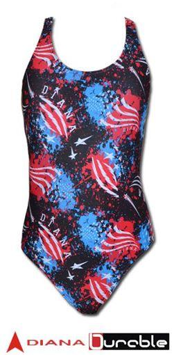 SK1T DianaGirl Swimsuit C05-13