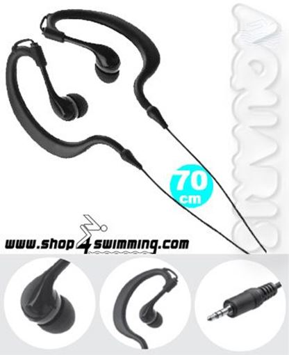 ZRDI Swim-MP3-Player Earplug L