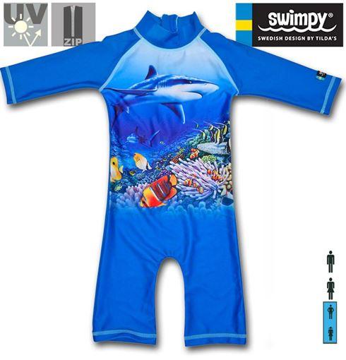 T-SP UV Anzug Shark G8302