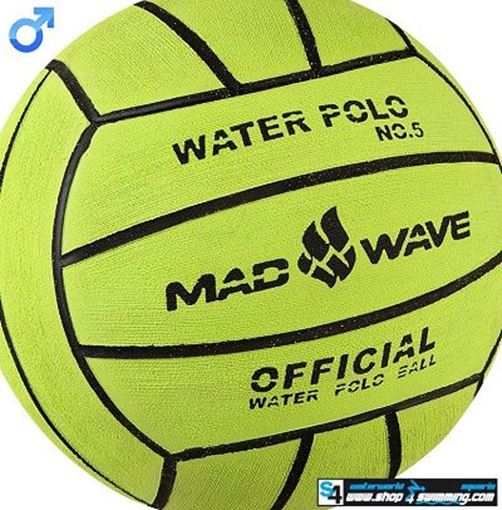 WBL Water Polo Ball Offical 5