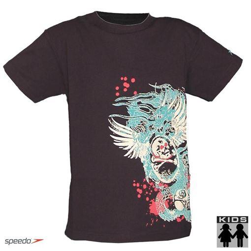 T-JR T-Shirt Speedo Olucky SZ