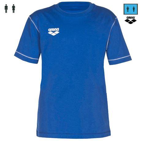 T-JR KT-Shirt TL S/S Tee BU
