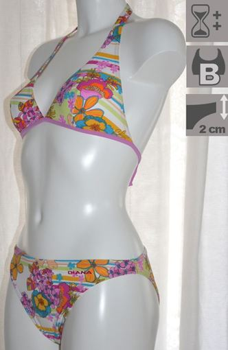 MD2T Triangel Bikini M334