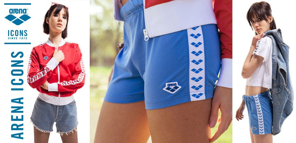 ARENA Icons Sportswear Vintage Style