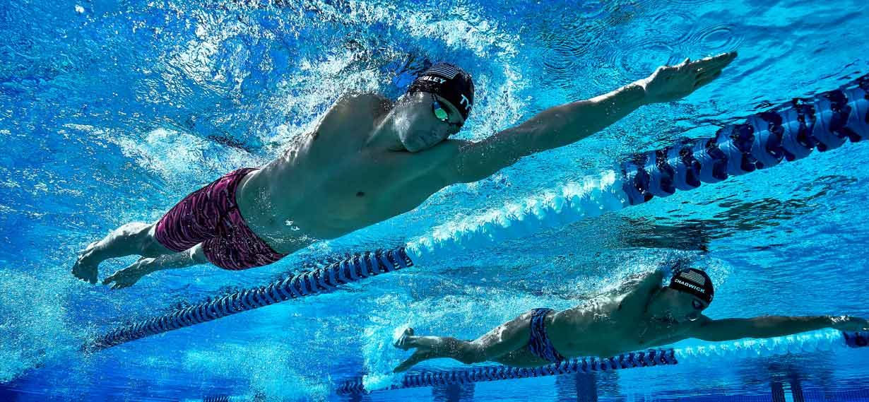 Swimming trunks, briefs, jammers for men