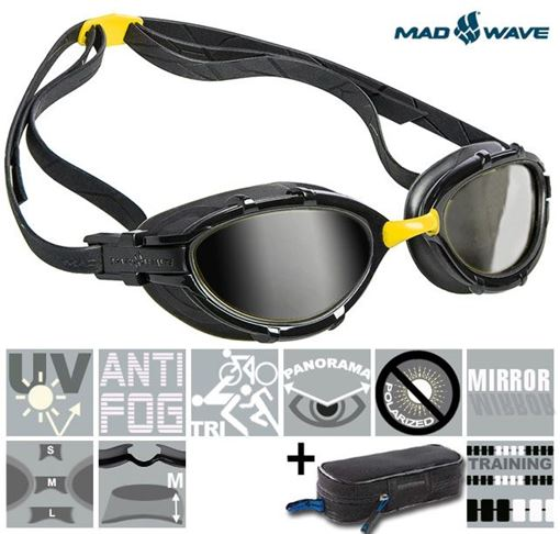 SBT Schwimmbrille Triathlon MR