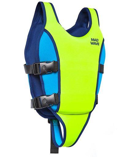 SLSW Swim Vest Green